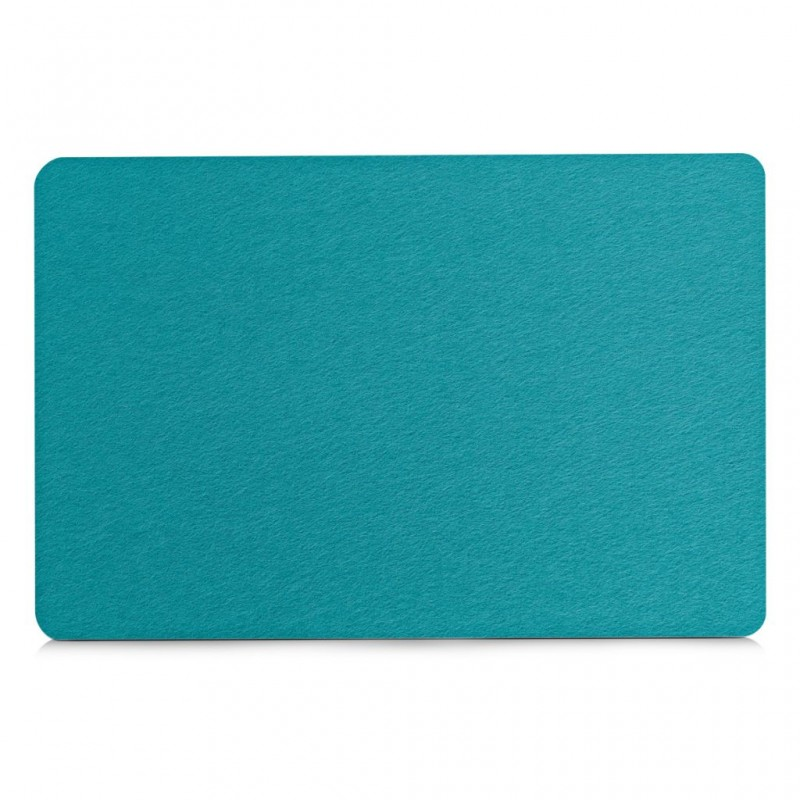 Felt Place Mat Teal