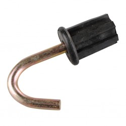 Plug with Bent Pin